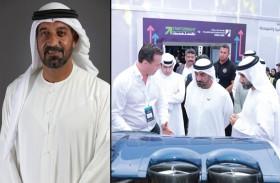 أحمد بن سعيد آل مكتوم يعلن إطلاق برنامج جذب الابتكار لاستقطاب