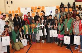 جمعية الصحفيين تكرم الأطفال المشاركين في مسابقة حكايتي مع السكري