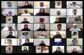 حكومة الإمارات تبني قدرات نخبة طلاب الثانوية في المدارس الحكومية
