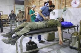 بريطانيا تتهم روسيا بالتستر على استخدام دمشق الكيماوي