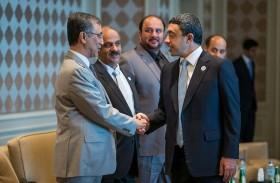 عبدالله بن زايد: الإمارات أصبحت قبلة للمستثمرين ووجهة استثمارية عالمية