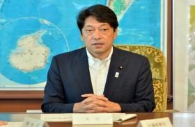 وزير الدفاع اليابان ينتقد الصين بسبب غواصة
