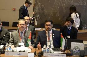 سفير الدولة بكازاخستان يشارك فى اجتماع مؤتمر التفاعل وتدابير بناء الثقة في آسيا