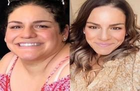 تتحول إلى مدربة لياقة بعدما عانت من زيادة وزن