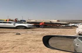 بلدية مدينة أبوظبي تحتجز 100 مركبة وآلية وتوجه 150 إنذارا وتدعو للحفاظ على المظهر العام