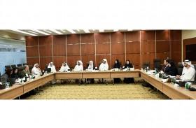 «اجتماعية الوطني الاتحادي» تواصل مناقشة مواد مشروع قانون اتحادي بشأن عمال الخدمة المساعدة