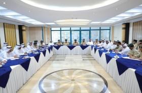 لجنة تأمين فعاليات رأس السنة الميلادية 2020 تعقد اجتماعها الأول