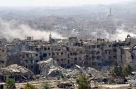 مخيم اليرموك.. رمز للمعاناة في الحرب السورية