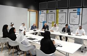 مجلس دبي لمستقبل الصحة يناقش حزمة من المشاريع والابتكارات الذكية