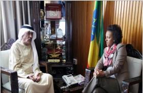 الإمارات وإثيوبيا تبحثان العلاقات الثنائية وتطورات الأوضاع الاقليمية