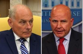 اثنان من كبار مستشاري البيت الأبيض قد يرحلان