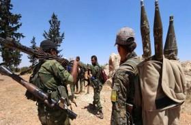 إطلاق مقاتلين من داعش بموجب صفقات سرية مع قسد