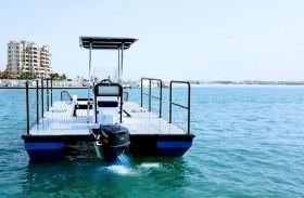 """شركة """"المراكب"""" الإماراتية تعلن عن إطلاق قوارب ذاتية القيادة صديقة للبيئة"""