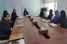 وزيرة الدولة لشؤون التعليم العام تستقبل وفد جمعية الإمارات لمتلازمة داون
