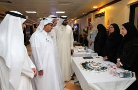 محاكم دبي تنظم الملتقى الثاني للجامعات والكليات لتوفير مظلة تستعرض التخصصات والمزايا التي تتمتع بها الجامعات والكليات لتنمية الموارد البشرية