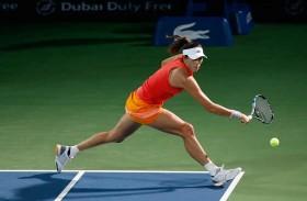 مشاركة قوية مرتقبة للإسبانية «موغورزا» في بطولة دبي الدولية للتنس