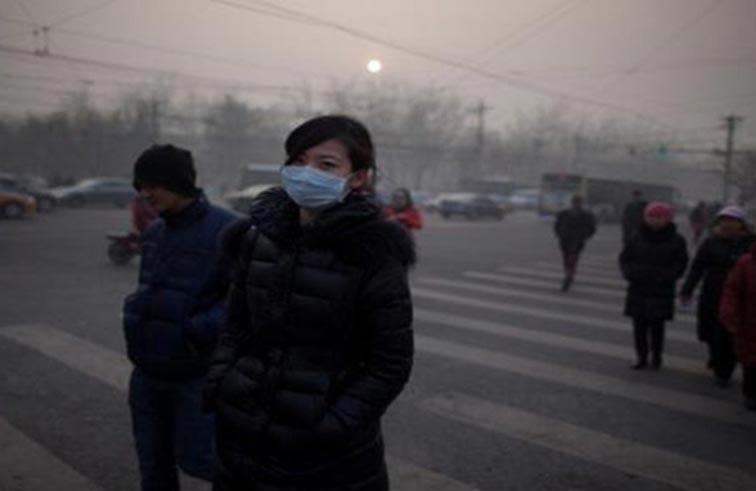 حذف فيلم عن التلوث في الصين