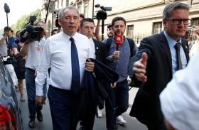 انسحاب وزيرين من الحكومة الفرنسية