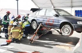 شرطة دبي تختتم تحدي الإمارات لفرق الإنقاذ2020 في ميدان الروية