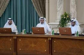 ولي عهد الشارقة يترأس اجتماع المجلس التنفيذي للإمارة