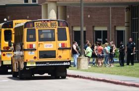 الشرطة تحقق في مجزرة مدرسة تكساس