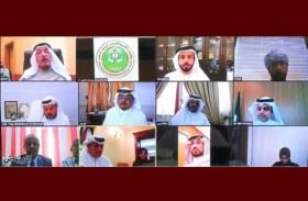 تنفيذي مكتب التربية العربي لدول الخليج يناقش التجهيزات والحلول للتعليم عن بعد