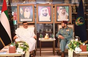 بحث تعزيز التعاون بين الإمارات وموريتانيا في المجالات الأمنية