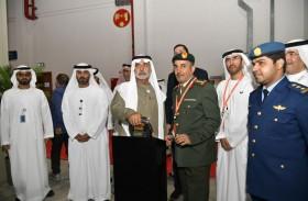 القوات المسلحة تشارك في معرض التوظيف 2020 بأبوظبي