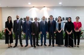 38 رائد أعمال من البرنامج الوطني للمشاريع يشاركون فى معرض «كانتون 2019» في الصين