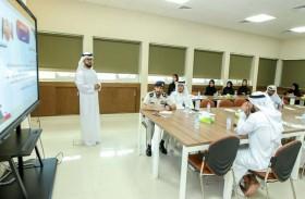 سعادتي في تسامحي مبادرة في شرطة أبوظبي