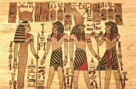 السنة الفرعونية بدأت امس