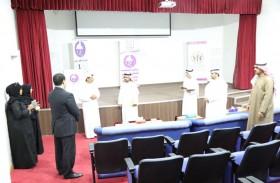 نادي الذيد يستقبل لجنة التميز الرياضي ويطلعها على أهم برامجه