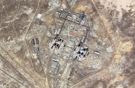 خليفة سات يلتقط صورة عالية الوضوح لقاعدة بايكونور الفضائية قبيل مهمة 25 سبتمبر