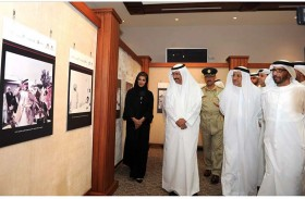 الأرشيف الوطني يشارك بصور الشيخ زايد التاريخية في المناسبات والفعاليات الوطنية