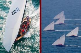 فتح التسجيل لسباق دبي الثاني للقوارب الشراعية 43 قدما