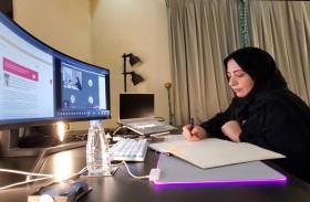بدء التصفيات النهائية لتحدي القراءة العربي على مستوى الإمارات ضمن دورة افتراضية استثنائية