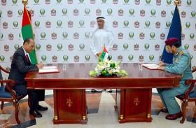 سيف بن زايد يشهد توقيع مذكرة تفاهم بين الداخلية ومجموعة «شركات نيكاي»
