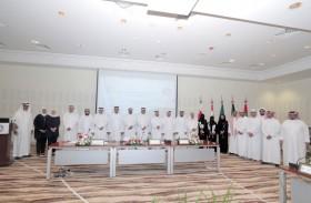 زايد للدراسات يشارك في اجتماع الأمانة العامة لمراكز الوثائق بالرياض