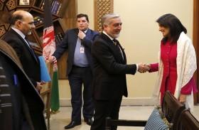 سفراء مجلس الأمن يزورون أفغانستان