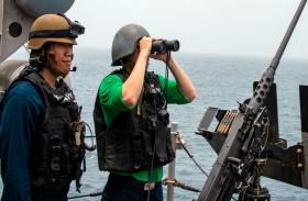 استراليا تنضم لقوة بحرية في الخليج