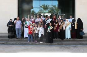 محمد بن راشد يتوج بطل تحدي القراءة العربي اليوم