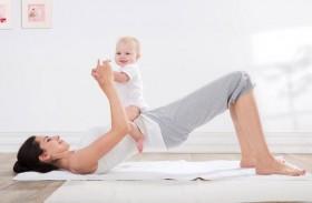 استعيدي رشاقتك بعد الحمل