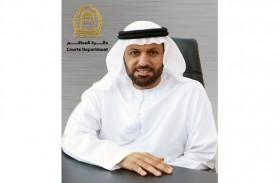 97.40 % نسبة في الدعاوي المدنية بحاكم رأس الخيمة