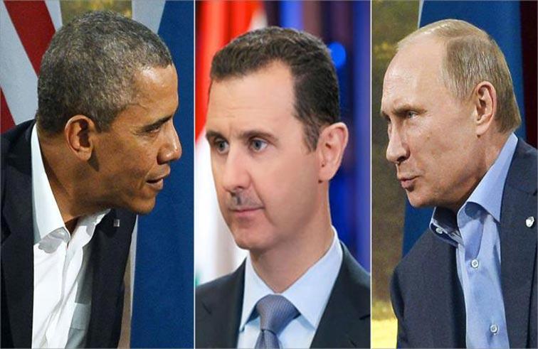 تنسيق أمريكي روسي بشأن قواعد اللعبة في سوريا