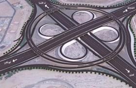 محمد بن راشد يعتمد مشروع تطوير طريق دبي- العين بتكلفة تتجاوز ملياري درهم