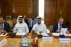 الإمارات تشارك في اجتماع اللجنة العربية الدائمة للبريد بالقاهرة