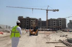بلدية مدينة أبوظبي تنظم حملة تفتيشية على الرافعات البرجيــة في المواقع الإنشائيــة وتحرر 49 مخالفة