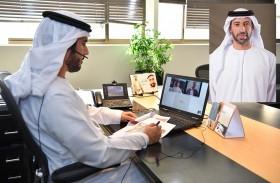 بلدية مدينة أبوظبي تطلق المرحلة التجريبية من نظام (التواصل المرئي) مع متعامليها وشركائها