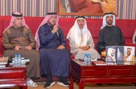 الريسي: الإمارات من أفضل خمس دول عالمياً في توثيق تاريخها الوطني