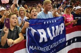 أطفال أمريكان يستلهمون من ترامب للتحرش في المدرسة...!